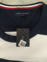 Suéter Tommy na etiqueta Tam G