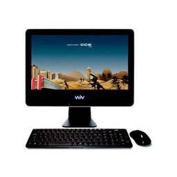 Computador Win AIO All-In-One Completo Ótimo para Home Office