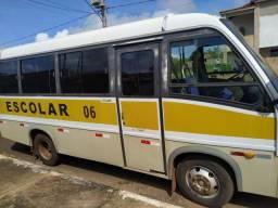Micro ônibus Volare A6 ano 02