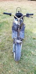 Jog moto Brend Jaguar JT100 partida elétrica e pedal
