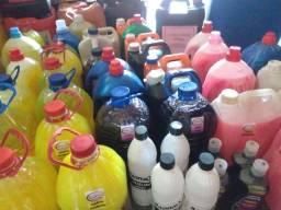 Título do anúncio: Shampoo automotivo, limpa baú, limpa chassis 5 litros