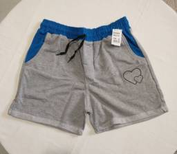 Moletom Feminino - Shorts