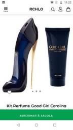 Kit Perfume Good Girl Carolina Herrera Feminino