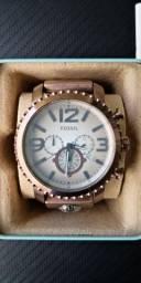 Relógio Fossil c/ bússola
