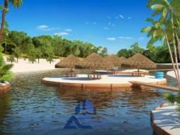 Título do anúncio: Lote no Residencial Chácaras do Rio Negro / 1000m², Parcelas Fixas