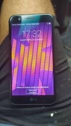 Título do anúncio: LG k10  32 g 280