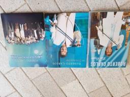 Título do anúncio: DVDs Roberto Carlos