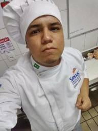 Título do anúncio: Cozinheiro, Garçom, Assador