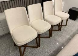 Título do anúncio: Cadeiras Jantar