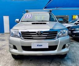 Título do anúncio: Toyota-Hilux SRV 3.0 4x4 Turbo Diesel Aut, com 99 mil km rodados.