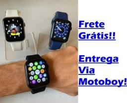 Relógio Inteligente (Smartwatch AK76 PRO) Versão 2021! Frete Grátis! Poucas Unidades!