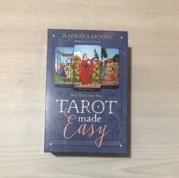 Título do anúncio: Kit Tarot Made Easy: Your Tarot Your Way 78 cartas + Livro