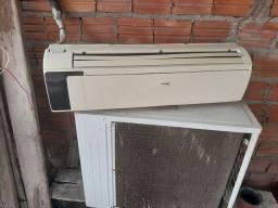 Vende-se ou troca-se ar condicionado de 18 MIL BTU