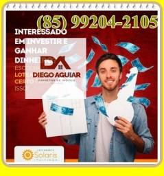 Título do anúncio: Solaris Loteamento em Gererau-Itaitinga $%¨&*(