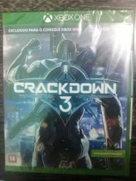 Crackdown 3 - Mídia física lacrado