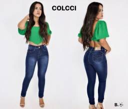 Título do anúncio: Calças jeans fábrica de Jaraguá Goiás