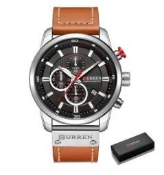 Relógio Curren original / Relógio pulseira de couro / relogio ?