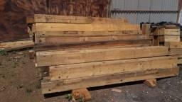 Toras da madeira pinus