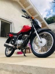 Título do anúncio: moto Honda cg 125 2018