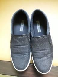Sapato via Euro 35 conservado