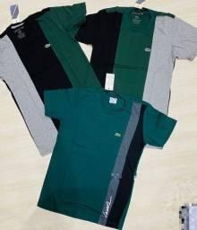 Título do anúncio: Camisas com tecido peruano