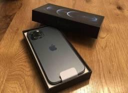 Iphone 12 pro max 512gb preto zerado