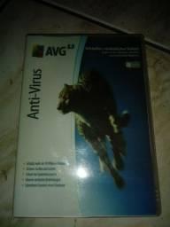Título do anúncio: Cd avg ANTIVÍRUS