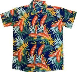 Camisas com temas Florais