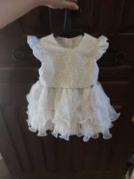 Vestido pra bebê