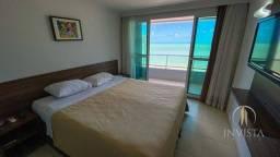 Título do anúncio: Flat com vista privilegiada do mar à venda, 35 m² por R$ 360.000 - Cabo Branco - João Pess
