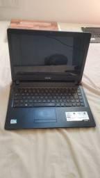 Notebook CCE Ultra Thin U25 com SSD e HD