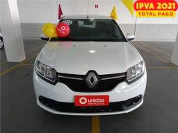 Título do anúncio: Renault Sandero 2020 1.6 16v sce flex expression manual
