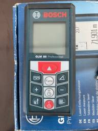 Título do anúncio: Trena a laser Bosch - GLM 80  Profissional