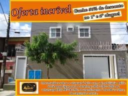 Título do anúncio: Apartamento com 02 (dois) dormitórios para alugar, 50 m² por R$ 650/mês .