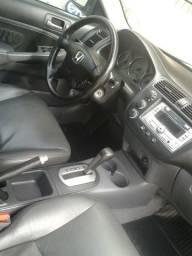 Honda Civic ex 05/06 Automático - 2006
