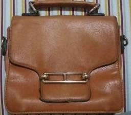 Vende-se bolsas de couro