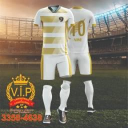 ec4114f7c9 Uniformes de Futebol Profissional