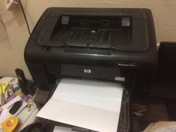 Impressora HP LaserJet P1102w