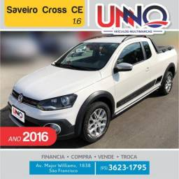 Saveiro Cross 1.6 CE - 2015/2016 - 2016