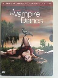 DVD The Vampire Diaries - 1ª Temporada