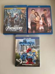 DVD´s Blue Ray Originais
