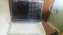 Notebook 3gb 500gb hd