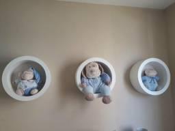 Ninchos quarto de bebê