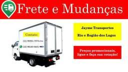 Promoção imperdível para fretes e Mudanças- (21)99501-7074 Jayme