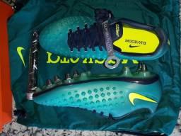Chuteira Nike Magista Opus Trava Mista Tam 38 56d1825425c4b