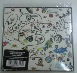 Cd Led Zeppelin Ill Mini Lp Capa Giratória Original
