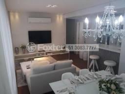 Apartamento à venda com 2 dormitórios em Centro, Esteio cod:179280