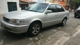 Corolla 1.8 automático 106.000 km ano 2000 - 2000