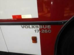 Oportunidade: Ônibus Volare Volkswagen 2008