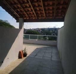 Apartamento à venda com 2 dormitórios em Jardim santo andré, Santo andré cod:36587